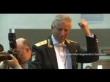 Иосиф Кобзон, Валерий Халилов и Симфонический оркестр Министерства обороны РФ - Словянка (2015)