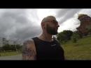 Элисон Бургерс Из Москвы в Крым на велосипеде Одиночный велопробег на 1600 км Часть 1