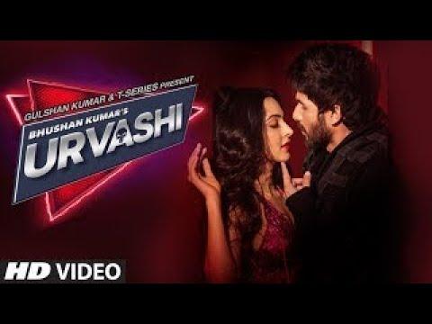 Клип Urvashi с участием Шахида Капура и Киары Адвани