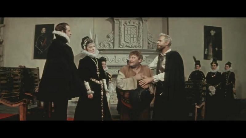 Вера в Справедливость по Рыцарски -- Отрывок из Дон Кихота(1957)
