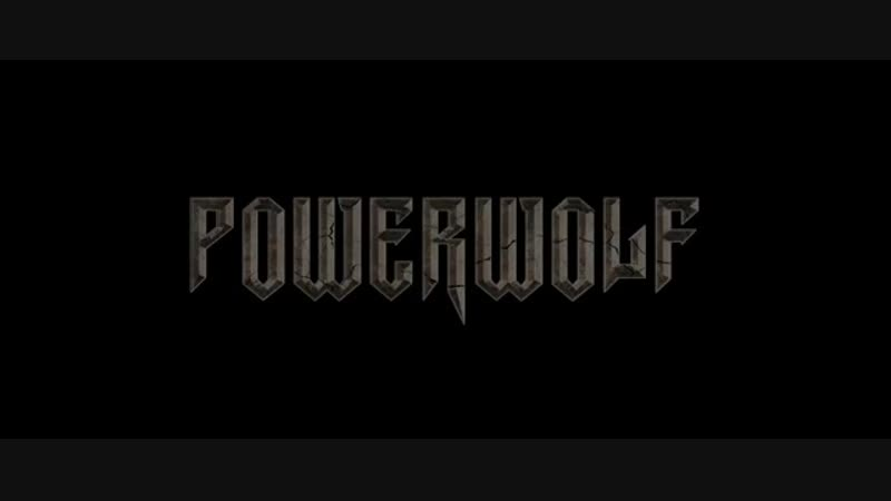 POWERWOLF - Where The Wild Wolves Have Gone (2018 Recap Thank You Video) _ Nap