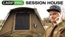 Carp Pro Session House - идеальная палатка! Отличный выбор для рыбалки с комфортом!