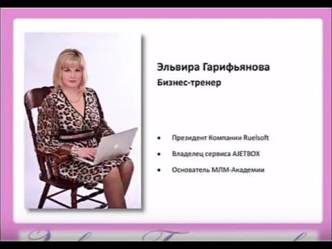 Презентация компании RuElSoft. Эльвира Гарифьянова