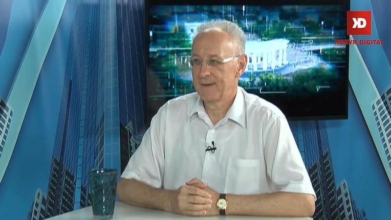 Про автономию ВУЗов и не только ректор ОГЭКУ Сергей Степаненко в передаче Real Life 20 07 18