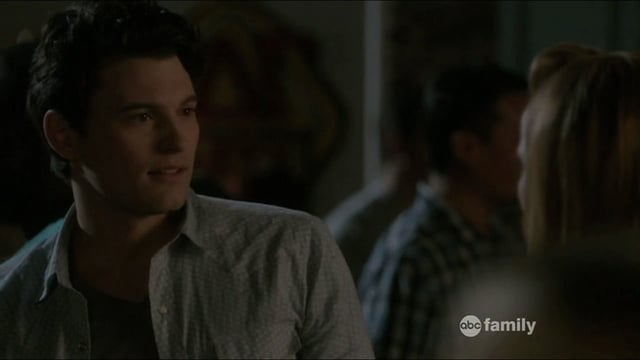 Bryan Dechart as Graham on Switched At Birth (S2E15)