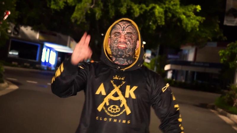 KING A-K ''OFFICER 60'' (360 DISS) - OFFICIAL MUSIC VIDEO