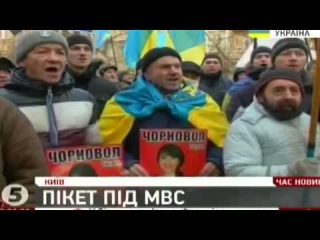 Ситуация в Украине и про Евромайдан под песню Владимира Высоцкого, песня