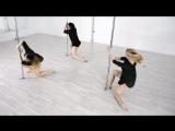 Pole contemporary - Daria Mandrik, Nadia Maslihina, Yulia Sergeeva
