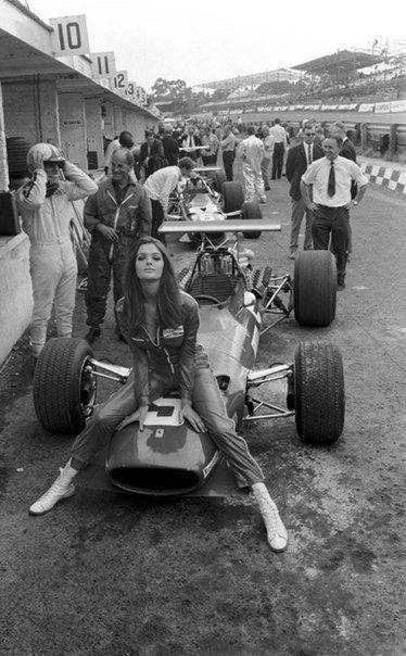 Вeликобритaния. 1968 г. Гран-при