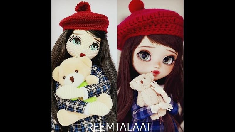 الجزء الاولباترون_دميه_طولها٣٥سمpart1 Patron is a free doll
