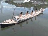 Titanic Breakup Failures #4 Titanic Hull Sagging, Sinking