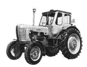 Коробка скоростей трактора мтз 80