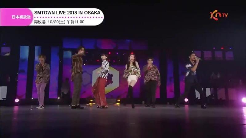 180919 Red Velvet @ SMTOWN 2018 LIVE in Osaka