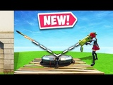 EPIC NEW BUILDING DESTROY TRICK! - Fortnite Funny Fails and WTF Moments! #351