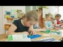 Урок лепки в детском саду
