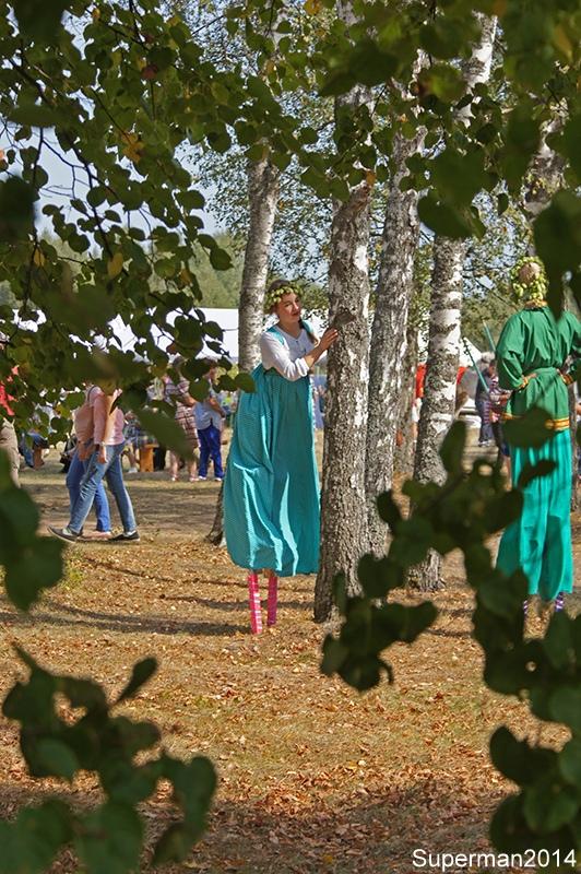 Фестиваль «Гуслицкий хмель» лдокруг