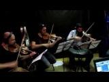 BLACKTHORN - Запись нового альбома - Часть III: Скрипка, струнный квартет и пианино