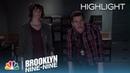 Brooklyn Nine Nine Jake Makes the Criminals Sing