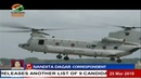 IAF inducts heavy-lift 4 Chinook helicopters at Chandigarh Air Base
