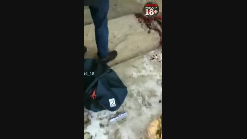 Новоазовск 20 01 19 кто то выстрелил из обреза в голову