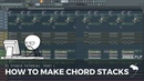 FL STUDIO TUTORIAL How To Make Melodic Chord Stacks like Foria - PART I