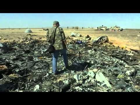Версия взрыва российского А321 над Синаем становится основной