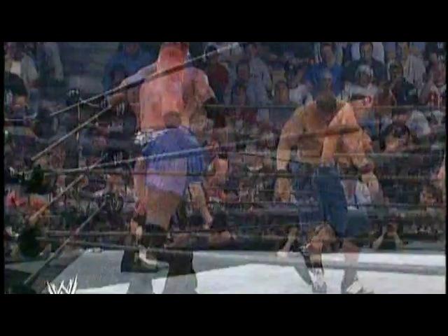 Брок Леснар vs Джон Сина - WWE Backlash 2003