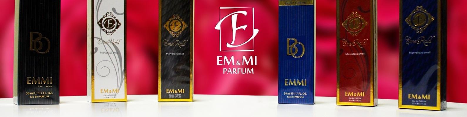 Emmi Parfum парфюм кириши доставка вконтакте