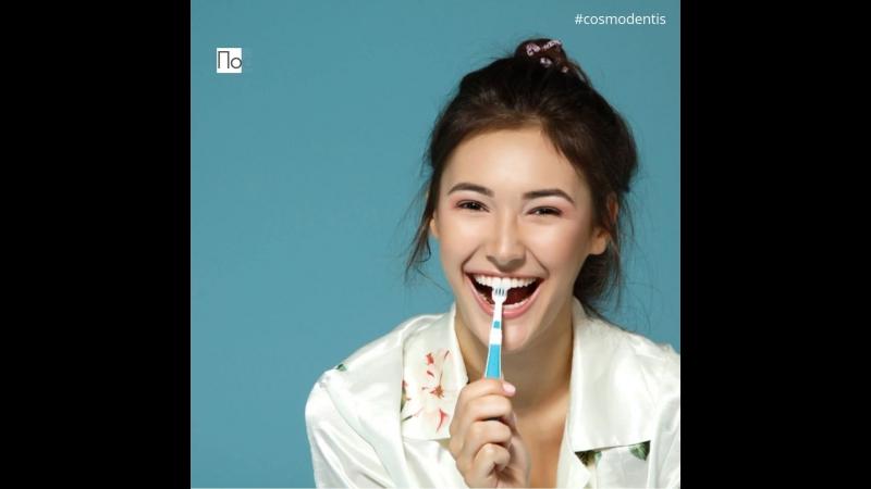Почему нельзя чистить зубы сразу после еды?