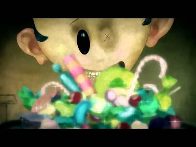 Психологический мультфильм Lollipop Леденец