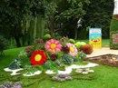 Выставка цветов в Киеве 2011.
