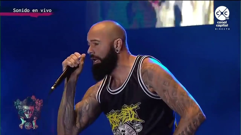 SUFFOCATION || Live at Rock Al Parque 2018 (Bogota, Colombia) Pt. 2