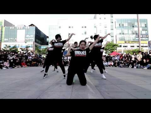 MIND DANCE (마인드댄스) 안산국제거리극 축제 시민버전2.0 마인드크루 공연영상 | APPEAL