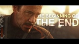 the end MARVEL (Avengers Infinity War)