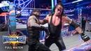 FULL MATCH Roman Reigns vs The Undertaker No Holds Barred Match WrestleMania 33