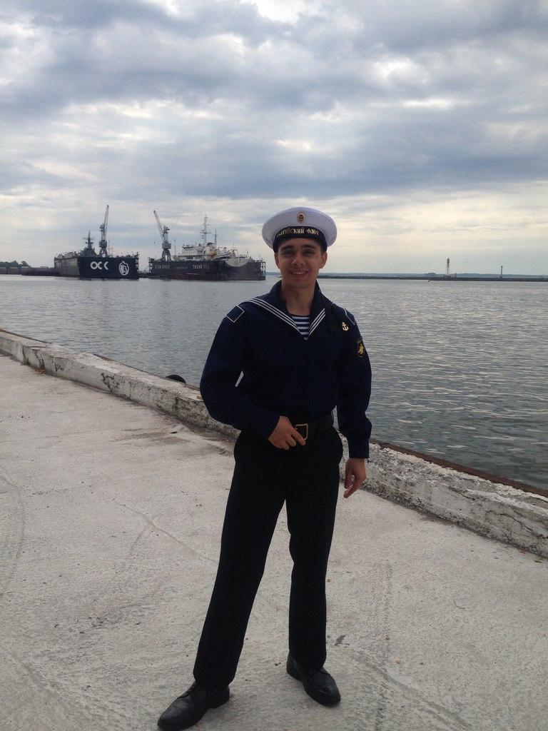 Как сейчас служат на Флоте? Дневник похода СКР