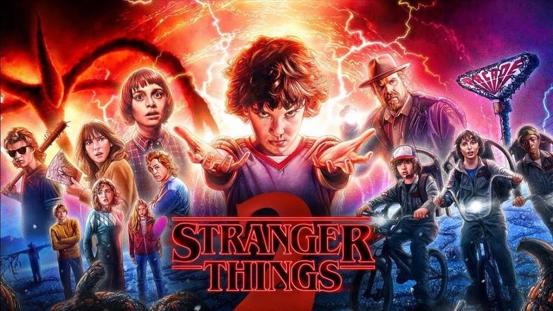 STRANGER THINGS Season 12 - Full Original Soundtrack OST