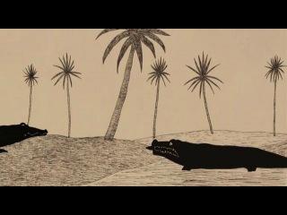 Ямамура Кодзи — Старый крокодил [Yamamura Koji / 山村浩二 — The Old Crocodile / Toshi Wo Totta Wani / 年をとった鰐] [2005]