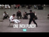 Bruce Lee Strength - One and six inch punch HD!!!