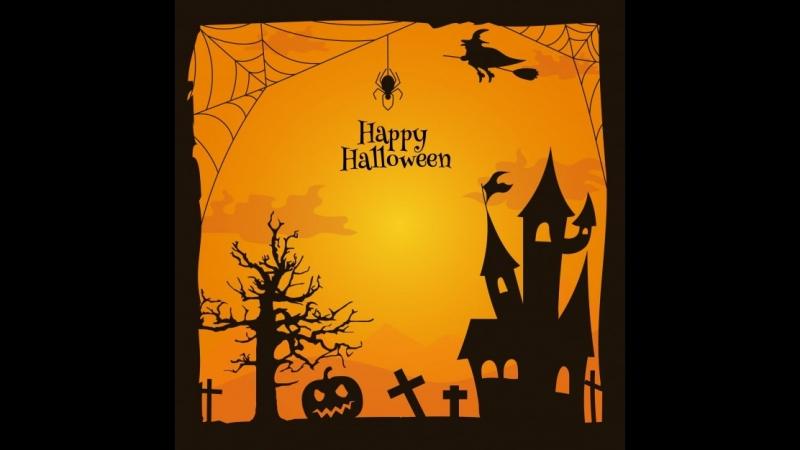 Хэллоуин - Добро пожаловать в отель Трансильвания