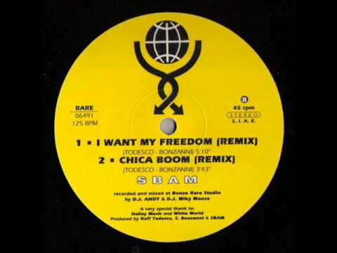 S - Bam - I Want My Freedom (Remix)