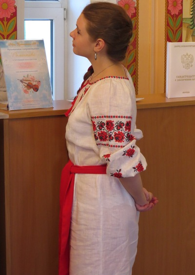 Леська Потапова