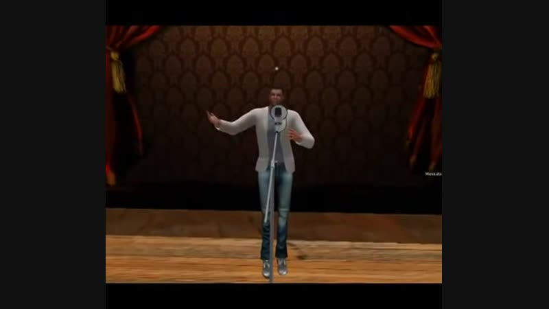 Видео Rigoletto (Second Life)
