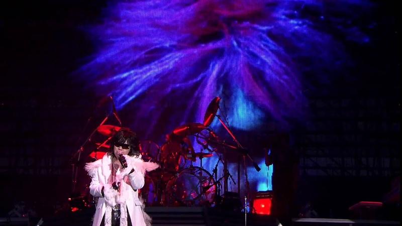 紅 KURENAI (HD) - 6/12 2010.08.15 X JAPAN WORLD TOUR Live in YOKOHAMA
