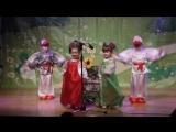 Выступление детей д/с №12 на районном фестивале