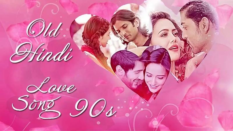 Old Hindi Love Songs 90s - Romantic Bollyywood Evergreen Songs - Indian Old Love Songs