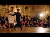 Majo Martirena Rodrigo Fonti. Krakus Aires Tango Festival