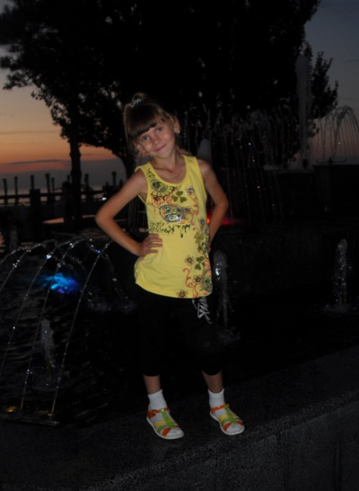 Карина Ветошкина, 25 июля , Бородино, id227296535