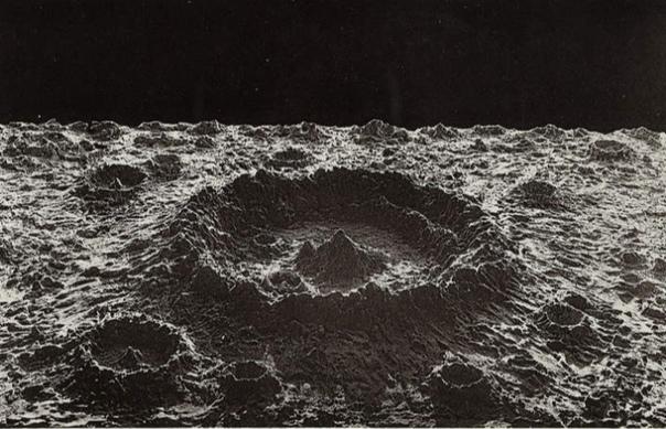 В 1874 году астроном Джеймс Карпентер и изобретатель Джеймс Несмит опубликовали одну из самых влиятельных книг того времени по лунной геологии под названием «Луна: планета, мир и спутник». На