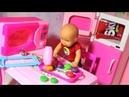 КОНФЕТКИ ДЛЯ МАКСА. КАТЯ И МАКС ВЕСЕЛАЯ СЕМЕЙКА. Мультики с куклами куклы Барби